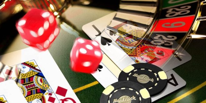 Online Gambling: The Ultimate Ease!