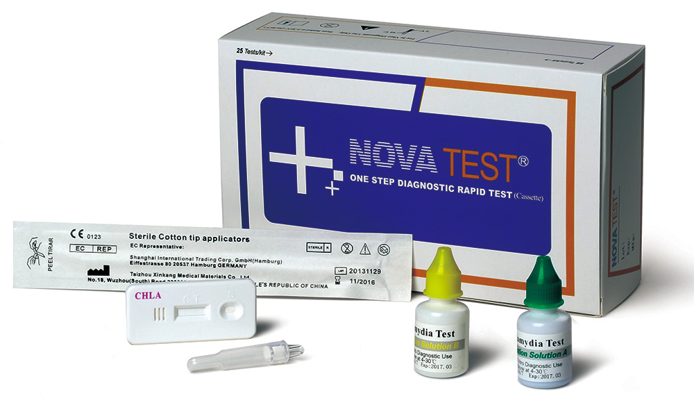 The Ten Key Components In Std Test Kit