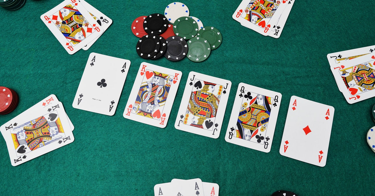 Six Ways To Reinvent Your Poker Tips