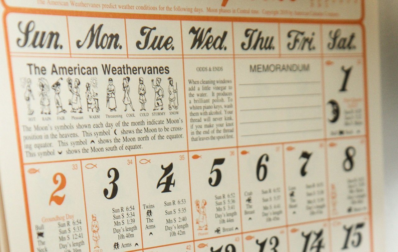 Constructing Relationships With Australian Calendars
