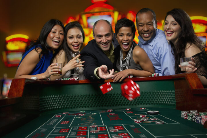 The Dirty Fact On Gambling