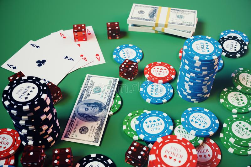Gambling Isn't That Troublesome As You Think